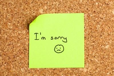 Wann eine Entschuldigung bei Kollegen nicht nötig ist - Jobwelten ...