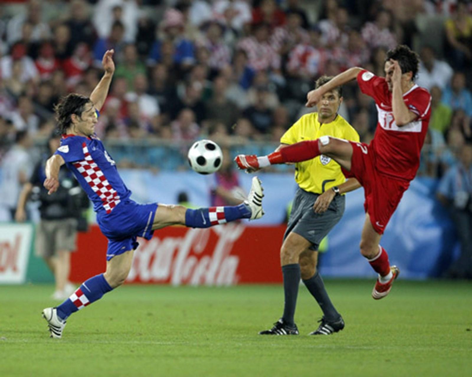 Türkei Kroatien Em 2008