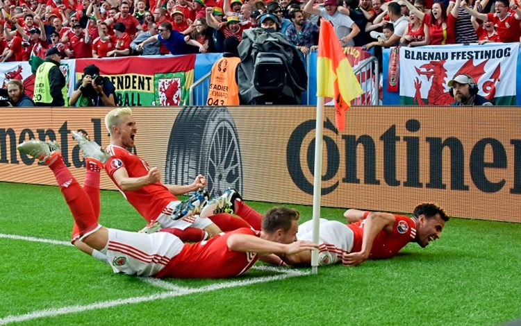 Slowakei Gegen Wales