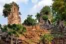 foto: apa / afp / cambodian archaeological / damian evans
