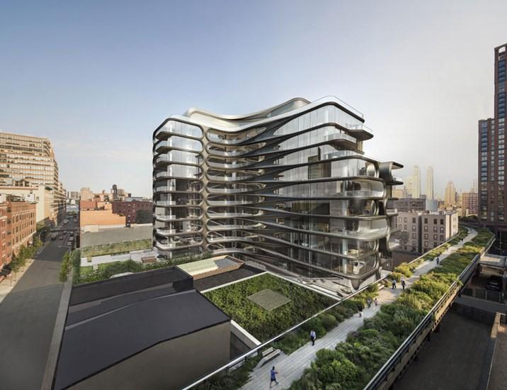 Zaha hadid projekte die noch gebaut werden bauwerke for The model apartment review