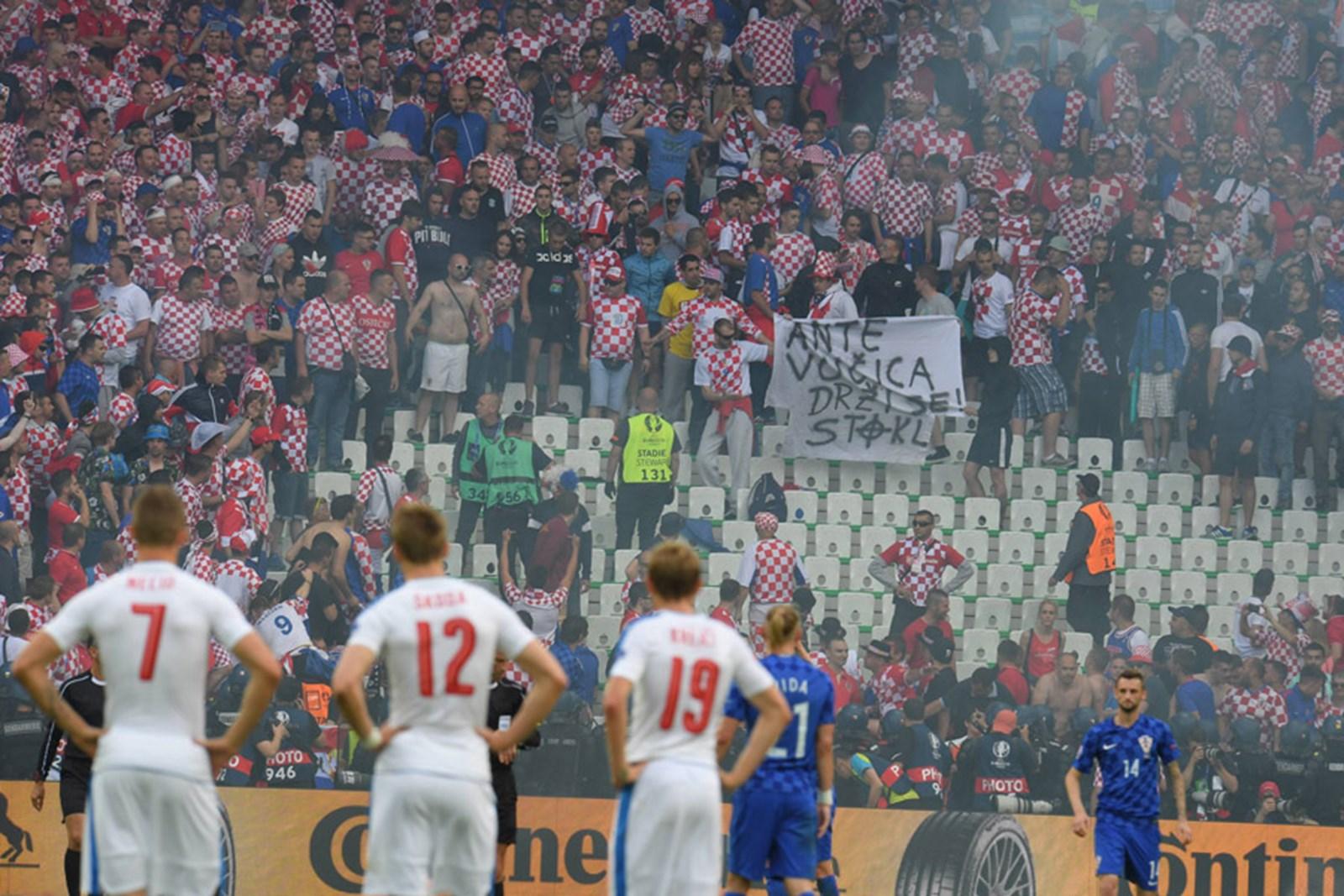 Kroatien Tschechien Böller
