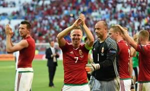 Portugal Nach 33 Gegen Ungarn Im Achtelfinale Euro 2016 Gruppe F