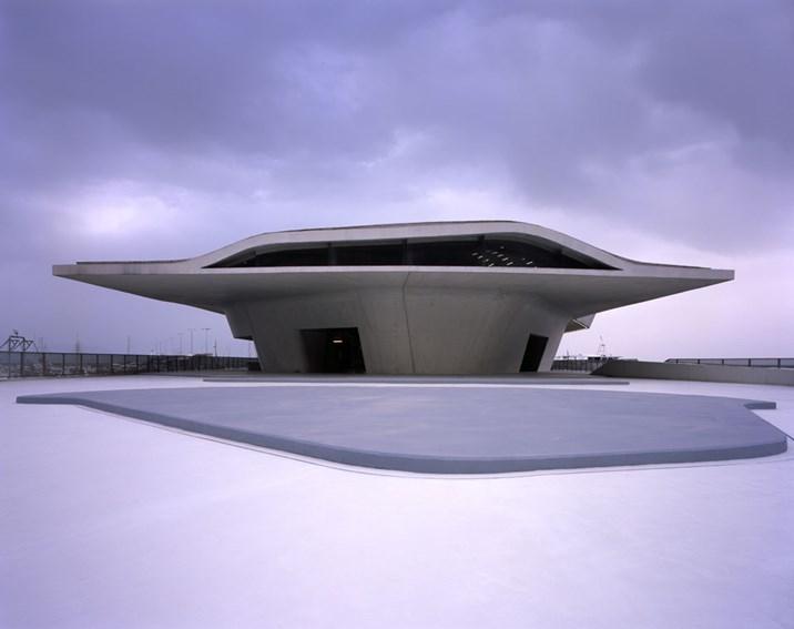 Zaha Hadid Projekte Die Noch Gebaut Werden Bauwerke