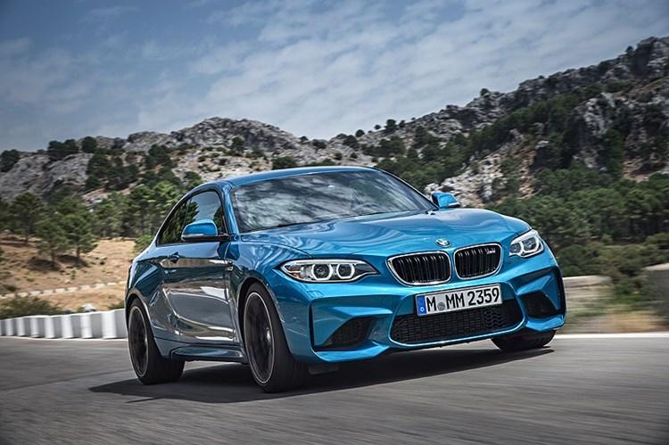 BMW M2: In Der Kürze Liegt Die Würze