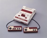 Der NES hieß in Japan Famicom (Family Computer).