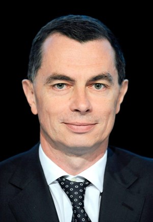 Jean-Pierre Mustier ist neuer Chef der Bank-Austria-Mutter Unicredit.