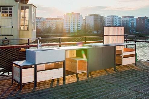 Outdoor Küche Linz : Outdoor kochen: bei jedweder außentemperatur wohnen derstandard