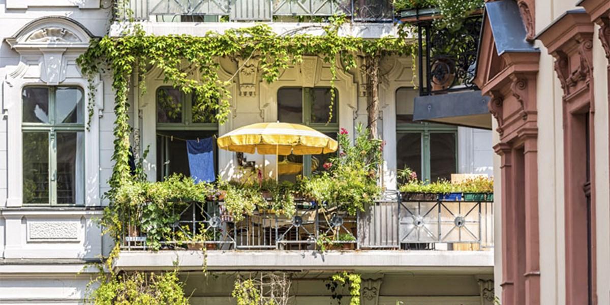 begehrte freifl chen haben sie einen balkon bauen wohnen immobilien. Black Bedroom Furniture Sets. Home Design Ideas