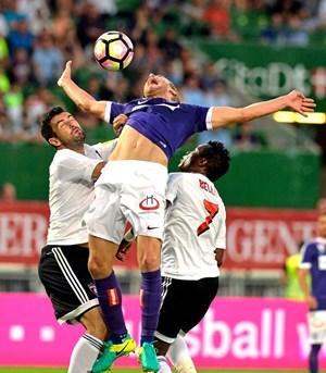 f8a16f65c1 Lukas Rotpullers Austria-Kollegen brauchen zum Aufstieg einen Sieg.