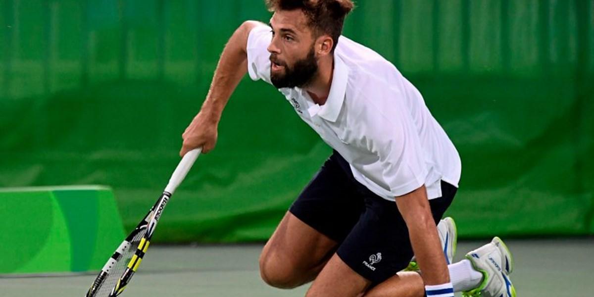 Französischer Tennisspieler aus Olympia-Dorf verbannt - Olympia ...