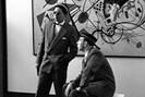 foto: hans haacke fotonotizen, documenta 2, 1959, © hans haacke / courtesy hans haacke und paula cooper gallery, new york / © bildrecht, wien, 2016
