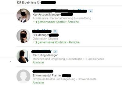 13 No Gos Auf Linkedin Und Xing Bewerbung Derstandardat Karriere