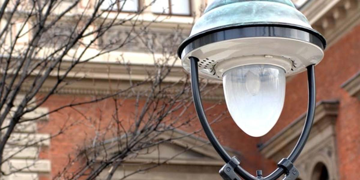 Ziemlich Automatische Straßenbeleuchtung Mit Ldr Und Transistor ...