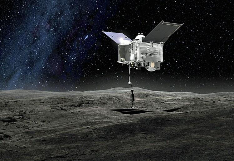 Mission Osiris-Rex: Aufbruch zum Asteroiden - Raum - derStandard.at ›  Wissenschaft