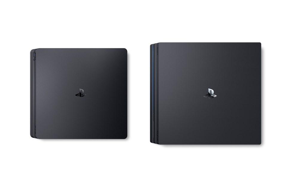 Hardware Und Design Ps4 Pro Ps4 Slim Und Ps4 Im Vergleich Seite 1