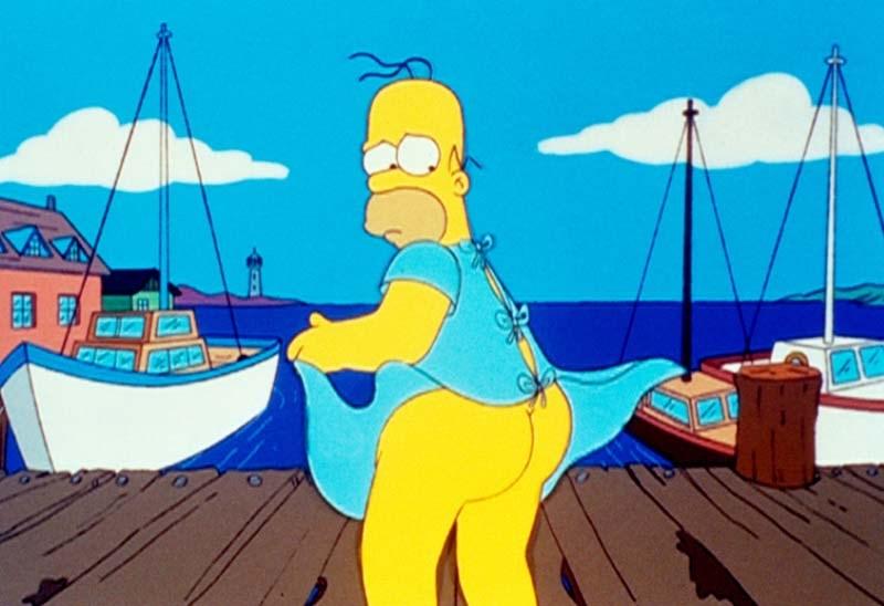 Homer Simpsons Neue Deutsche Stimme Marge Kenne Ich Nicht Tv