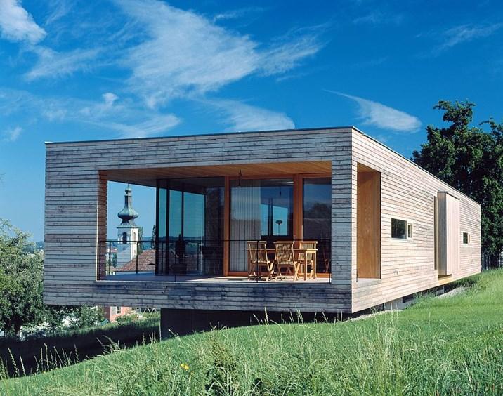 hausbau der hang zum hang immo region west immobilien. Black Bedroom Furniture Sets. Home Design Ideas