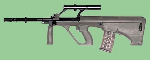 Waffen österreich