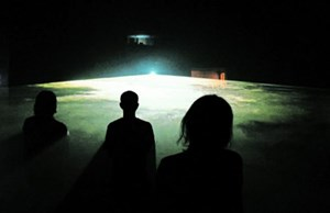 """Fever Room"" von Apichatpong Weerasethakul in Graz."
