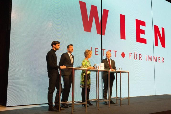 Wien Geht Durch Das W Neue Markenkampagne Der Metropole Werbung