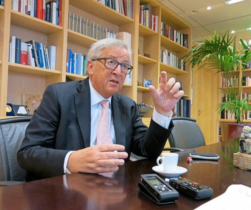 Juncker warnt vor populistischem Rechtsruck in der EU