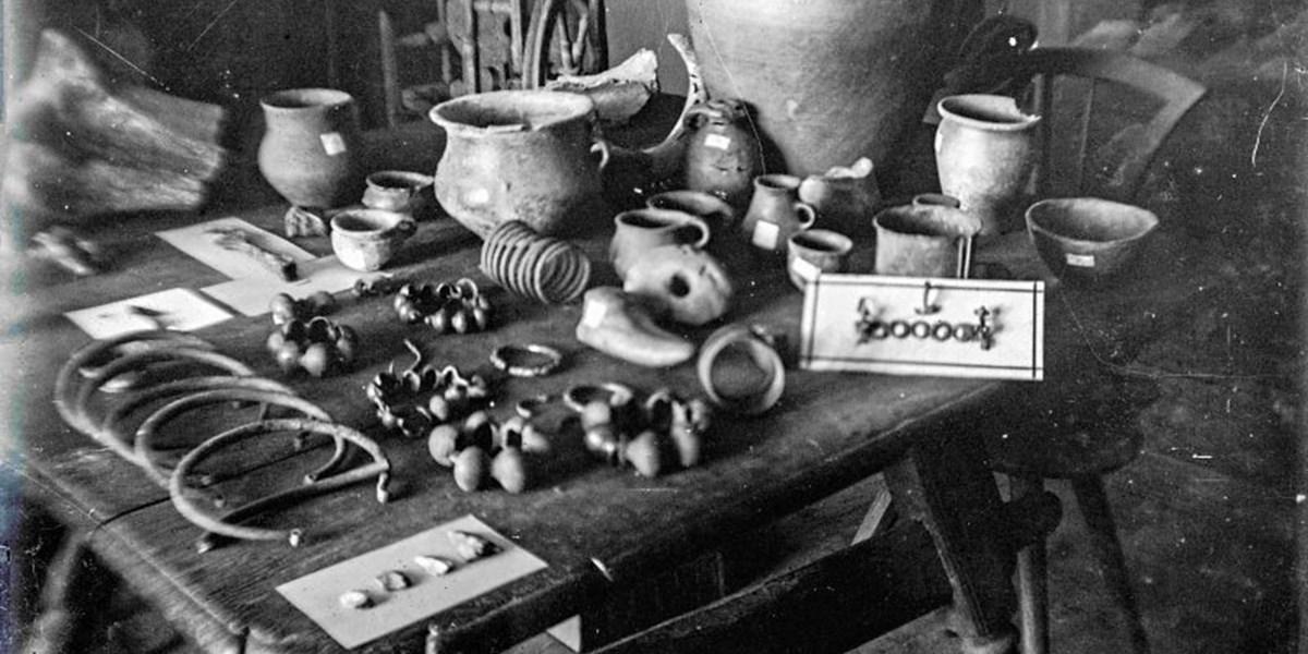 das verschollene museum von laa an der thaya arch ologieblog wissenschaft. Black Bedroom Furniture Sets. Home Design Ideas
