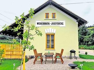 Wohnen Am Bahnhof annaberg apartments im alten bahnhof wohnen in und um wien