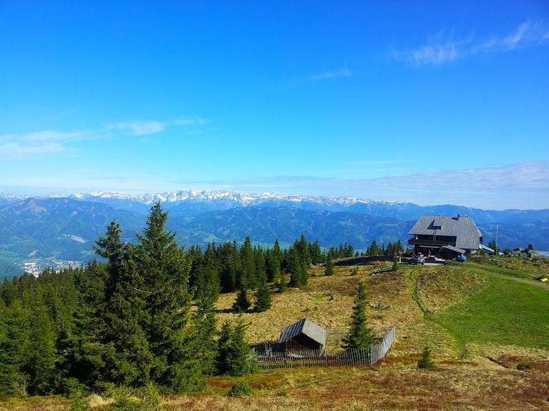Steiermark: Panoramawandern auf dem Rennfeld - Urlaub in der