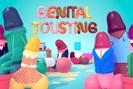 bild: genital jousting