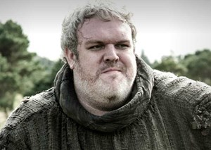 "Kristian Nairn als Hodor in ""Game of Thrones""."