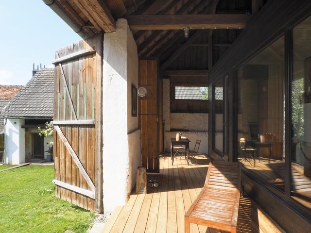 Waldviertel Rustikales Heim In Der Scheune Bauen Wohnen