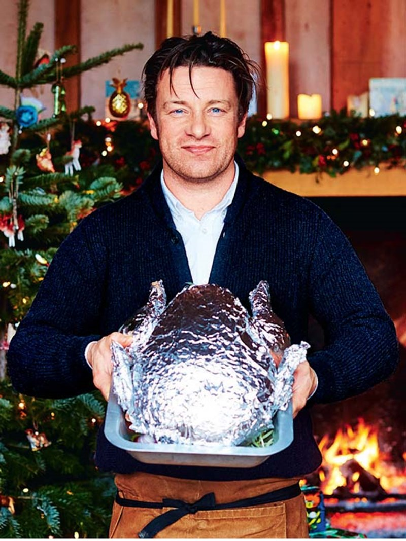 Weihnachtsessen Jamie Oliver.Jamie Oliver Weihnachten Kann Nicht Kitschig Genug Sein