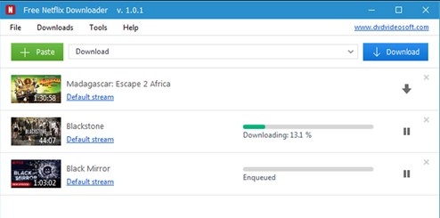netflix folgen download wie lange gespeichert