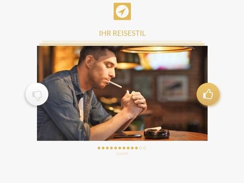 Dating-Reise-App