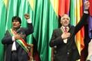 foto: apa/afp/bolivian presidency