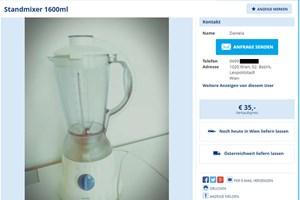 Online Marktplatz Willhaben Startet Lieferservice Online Handel