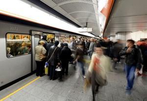 Mit Schreckschusspistole In U Bahn Auf Video Keine Panik