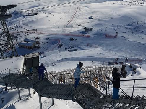Ski Wm In St Moritz Der Freie Fall Und Die Frauen Urlaub In