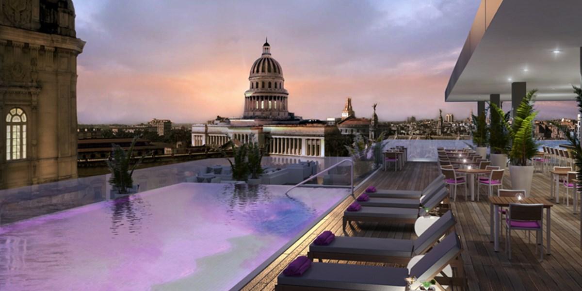 Fünf Sterne für Kuba: Luxushotel Kempinski eröffnet in Havanna