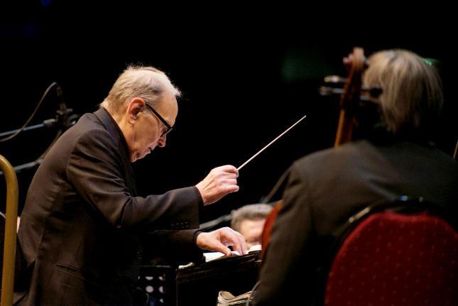 Ennio Morricone In Der Wiener Stadthalle Newalds Photoblog