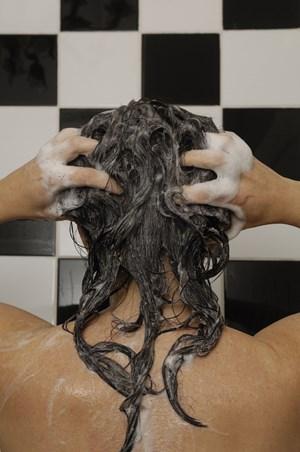 Fettige Haare Ein Zwei Oder Drei Mal Pro Woche Kopf Waschen