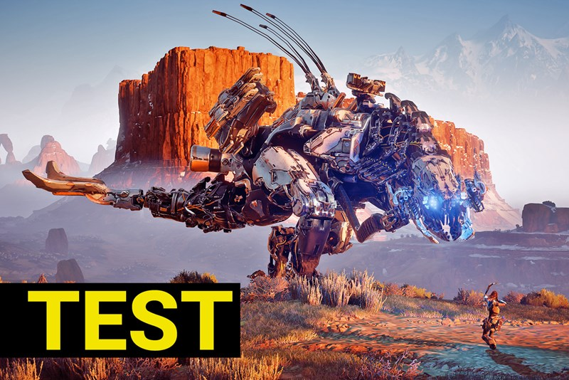 Horizon Zero Dawn Karte.Horizon Zero Dawn Im Test Bezwingerin Der Killerroboter Games