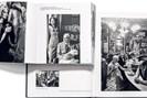 aufschlagseiten der monografien von frank horvat, fotografiert von lukas friesenbichler