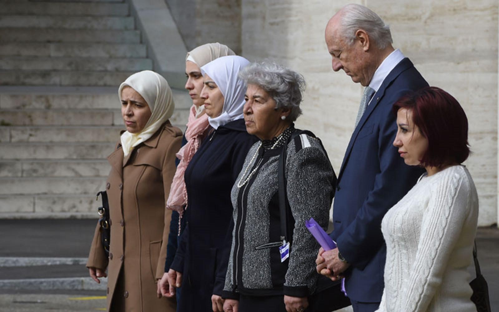 Syrien-Konflikt: Konferenz der hehren Ziele - Syrien