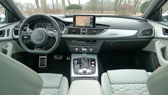 Audi Rs6 Avant Der Turbolader Audi Derstandard At Lifestyle