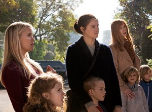 """Big Little Lies"" in Starbesetzung: Reese Witherspoon, Shailene Woodley und Nicole Kidman."