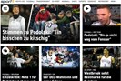 foto: sport1.de screenshot