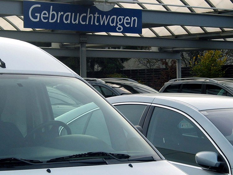 Deal Vs Desaster Bei Autokauf Visitenkarten Auto Kolumne