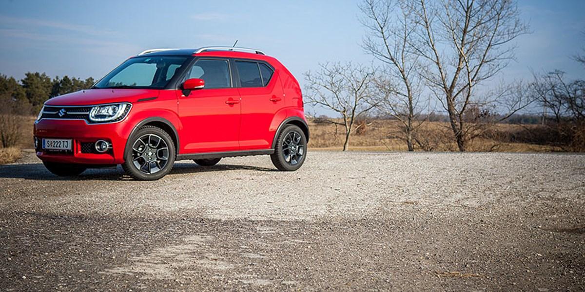 Suzuki Ignis: Ein hybrides Spitzerl - Auto - derStandard.at › Lifestyle